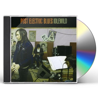 Idlewild POST ELECTRIC BLUES CD