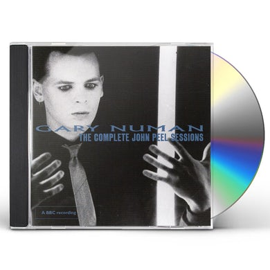 Gary Numan COMPLETE JOHN PEEL SESSIONS CD