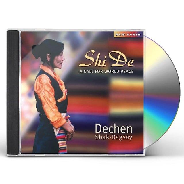 Dechen Shak-Dagsay