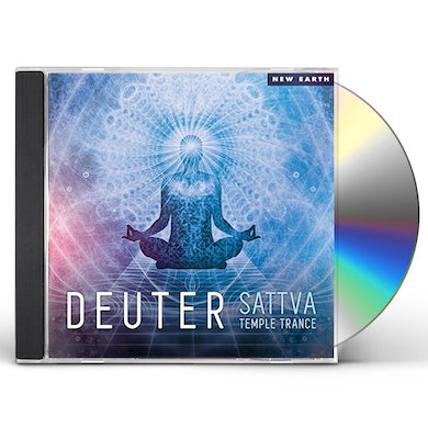 Deuter SATTVA TEMPLE TRANCE CD