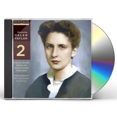 DISCOVERING HELEN TAYLOR 2 CD