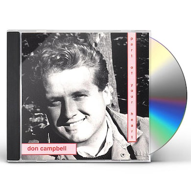 Don Campbell PART OF YOUR HEART CD