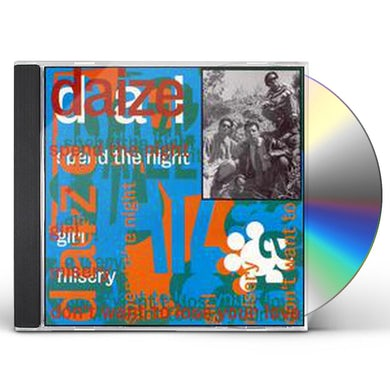 Daize SPEND THE NIGHT CD