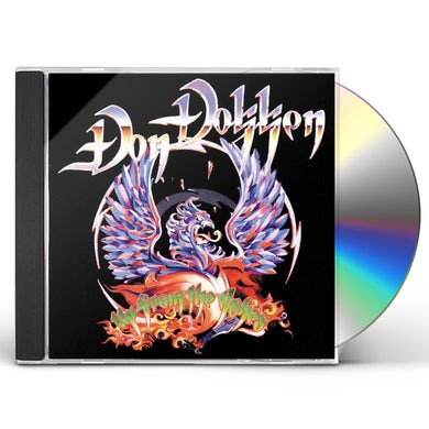 Don Dokken UP FROM THE ASHES CD