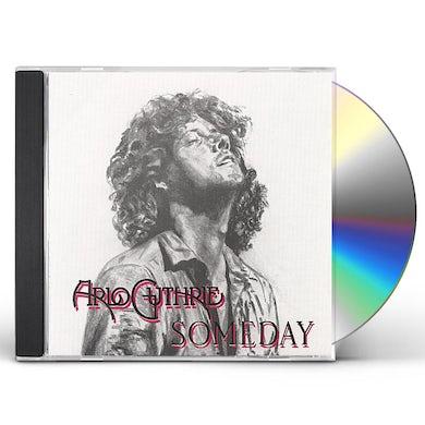 Arlo Guthrie SOMEDAY CD