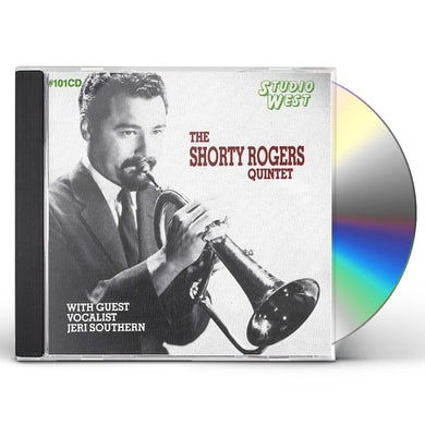 Shorty Rogers QUINTET CD