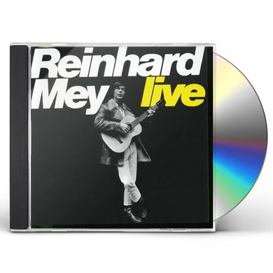 Reinhard Mey LIVE CD