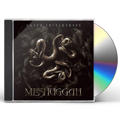 MESHUGGAH Catch Thirty Three CD