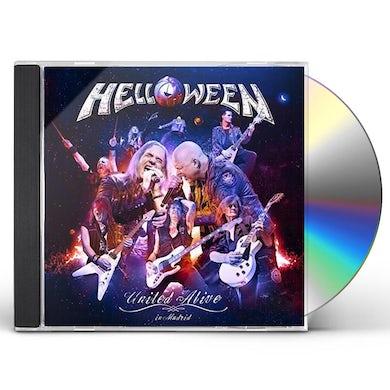 Helloween United Alive CD
