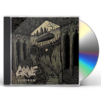 Grave OUT OF RESPECT FOR THE DEAD CD