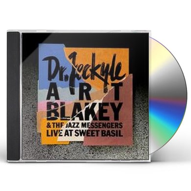 Art Blakey DR JECKYLE CD