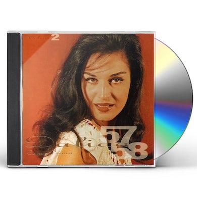 Dalida COME PRIMA (VOL2) CD