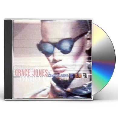 Grace Jones PRIVATE LIFE: COMPASS POINT SESSIONS CD