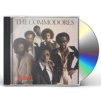 Commodores ULTIMATE COLLECTION CD