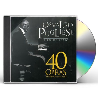 40 OBRAS FUNDAMENTALES (2CD) CD