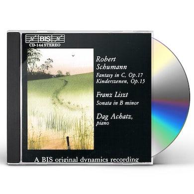 Schumann KINDERSZENEN-ACHATZ CD