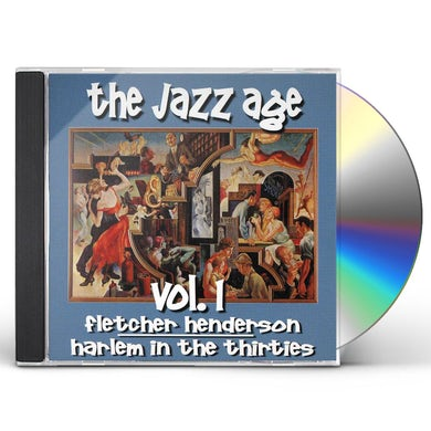 Fletcher Henderson JAZZ AGE: HARLEM IN THE THIRTIES 1 CD