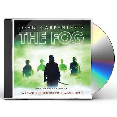 John Carpenter FOG - Original Soundtrack CD