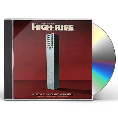 Clint Mansell HIGH-RISE CD