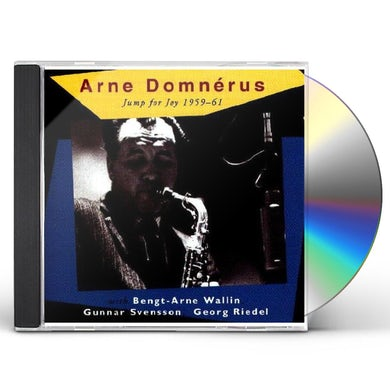 Arne Domnerus JUMP FOR JOY 1959-61 CD