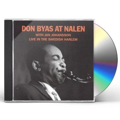 Don Byas AT NALEN CD