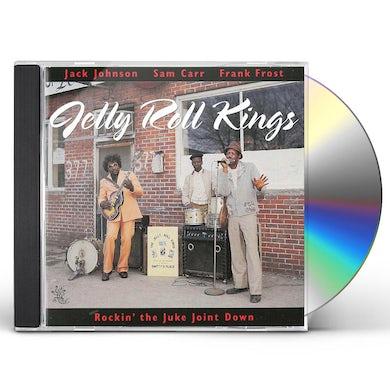 Jelly Roll Kings ROCKIN THE JUKE JOINT DOWN CD