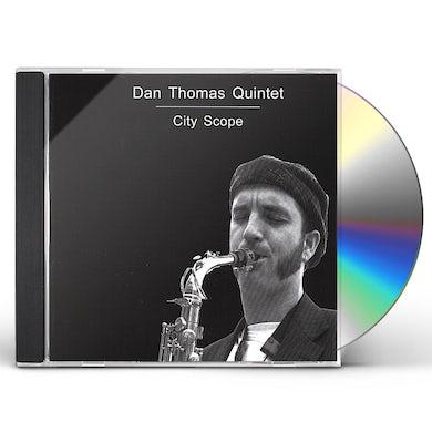 Dan Thomas CITY SCOPE CD