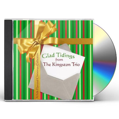 GLAD TIDINGS FROM THE KINGSTON TRIO CD