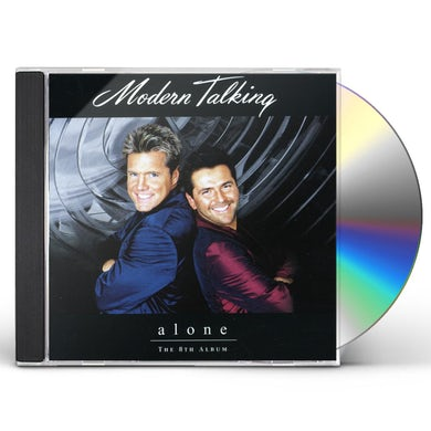 Modern Talking ALONE CD