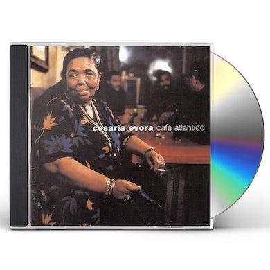 Cesaria Evora CAFE ATLANTICO CD