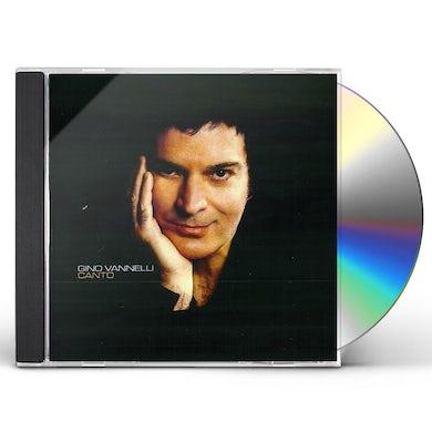 Gino Vannelli CANTO CD