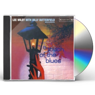 Lee Wiley TOUCH OF THE BLUES CD