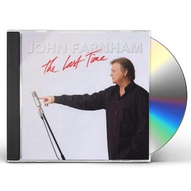 John Farnham LAST TIME CD