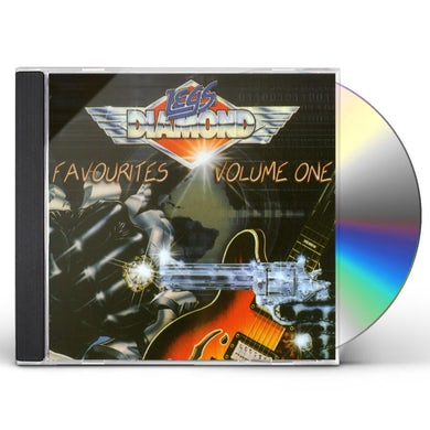 Legs Diamond FAVOURITES 1 CD