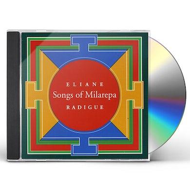 Eliane Radigue SONGS OF MILAREPA CD