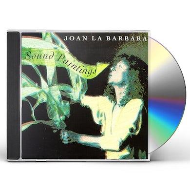 Joan La Barbara SOUND PAINTINGS CD