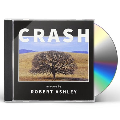 Robert Ashley CRASH CD