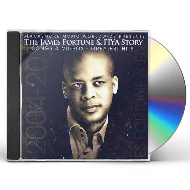 James Fortune & FIYA STORY CD