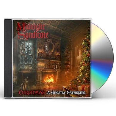 Midnight Syndicate CHRISTMAS: A GHOSTLY GATHERING CD