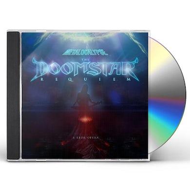 Dethklok METALOCALYPSE: THE DOOMSTAR REQUIEM: A KLOK OPERA CD