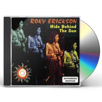 Roky Erickson HIDE BEHIND THE SUN CD