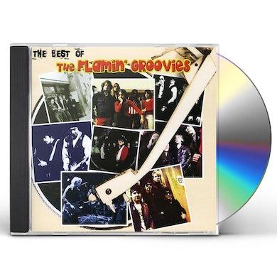 Flamin Groovies BEST OF: OLDIES BUT GROOVIES CD