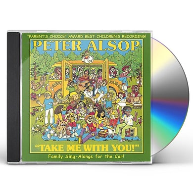 TAKE ME WITH YOU! CD