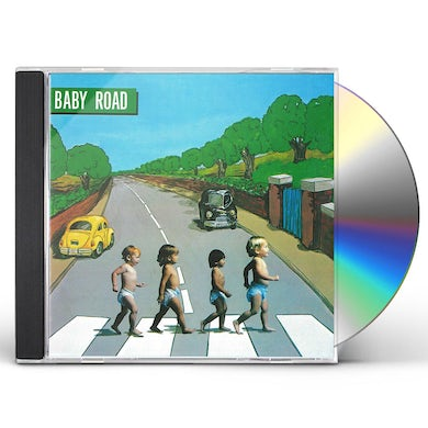 Floyd Domino BABY ROAD CD