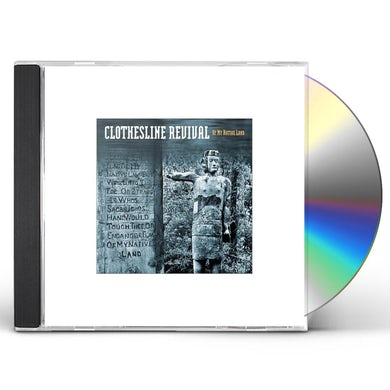 Clothesline Revival OF MY NATIVE LAND CD