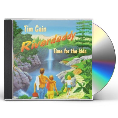 Tim Cain RIVERDADDY CD
