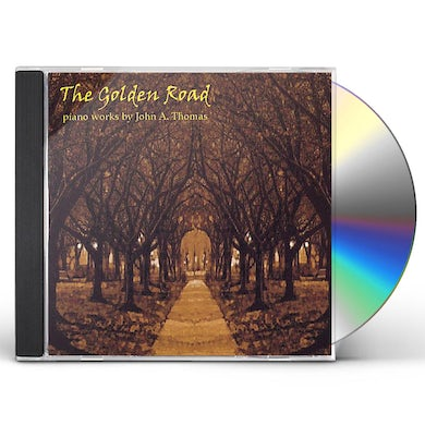 John Albert Thomas GOLDEN ROAD CD