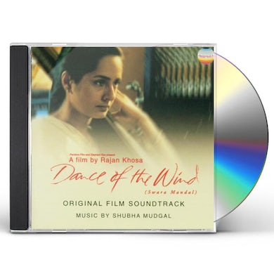 Shubha Mudgal DANCE OF THE WIND Original Soundtrack CD