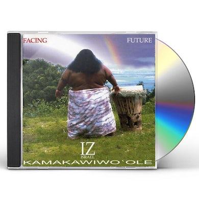 Israel Kamakawiwo'ole FACING FUTURE CD