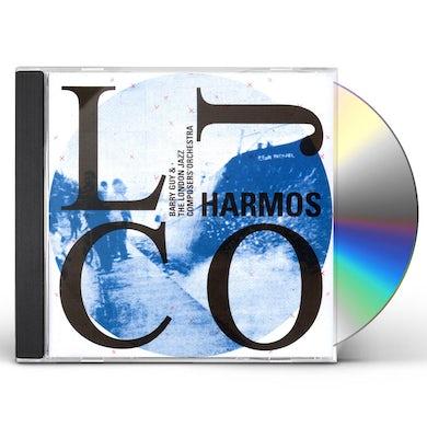 Barry Guy HARMOS CD